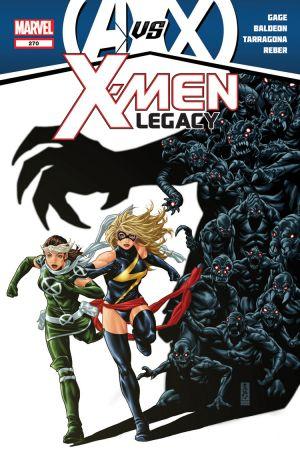 X-Men Legacy (2008) #270