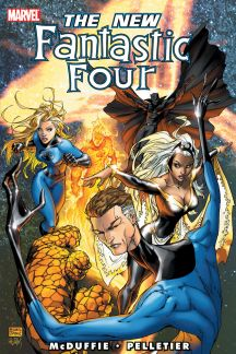 Fantastic Four: The New Fantastic Four (Trade Paperback)