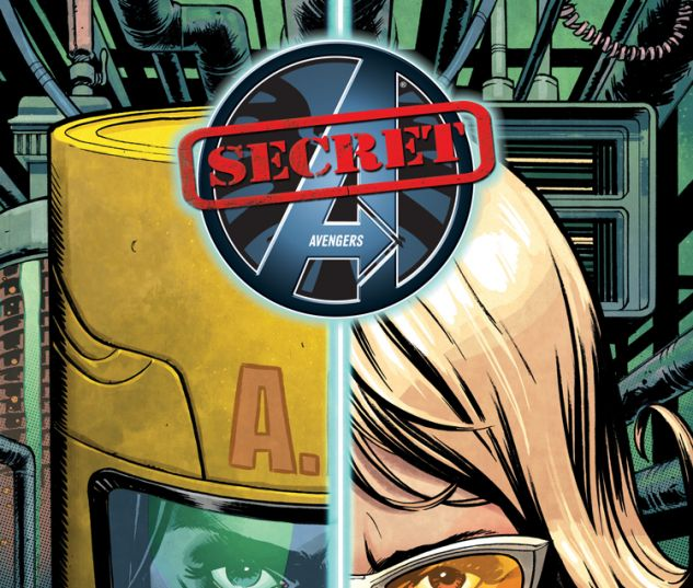 SECRET AVENGERS 8 (NOW, WITH DIGITAL CODE)