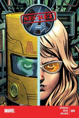 Secret Avengers (2013) #8
