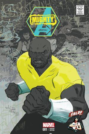 Mighty Avengers (2013) #1 (Latour Cbldf Variant)