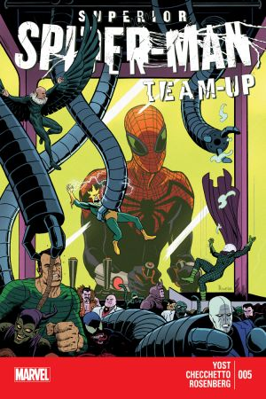 Superior Spider-Man Team-Up (2013) #5