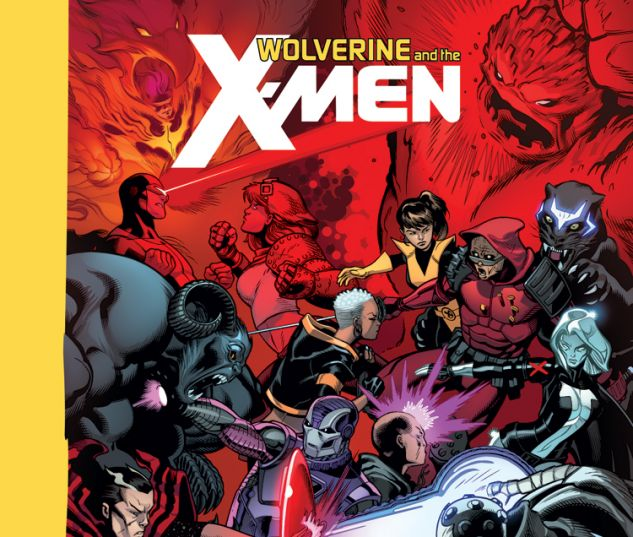 WOLVERINE & THE X-MEN 37 (BOTA, WITH DIGITAL CODE)