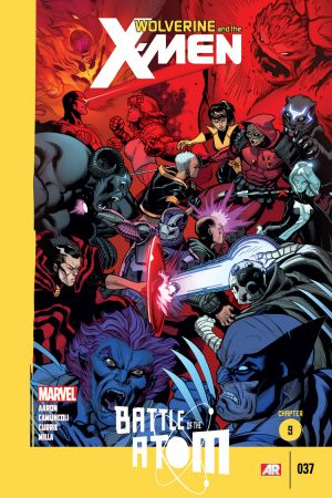 Wolverine & the X-Men #37