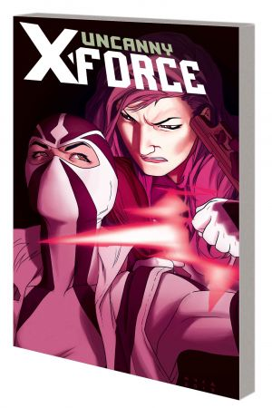 UNCANNY X-FORCE VOL. 2: TORN AND FRAYED TPB (MARVEL NOW) (Trade Paperback)
