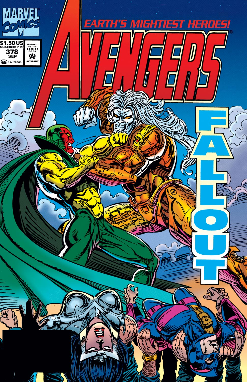 Avengers (1963) #378