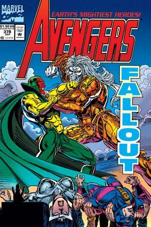 Avengers #378
