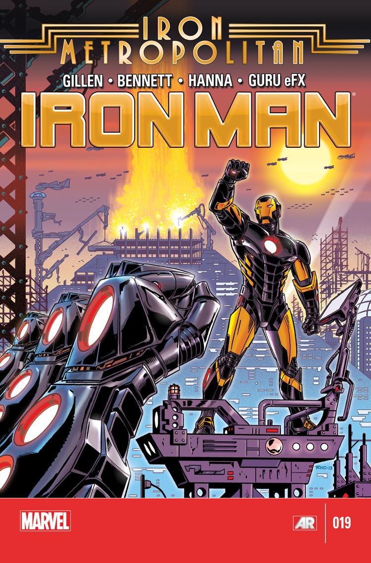 Iron Man (2012) #19