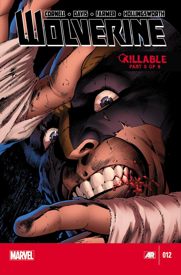 Wolverine (2013) #12