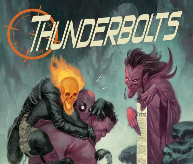 THUNDERBOLTS 22 (ANMN)