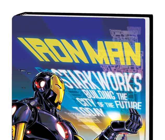 IRON MAN VOL. 4: IRON METROPOLITAN PREMIERE HC (MARVEL NOW, WITH DIGITAL CODE)