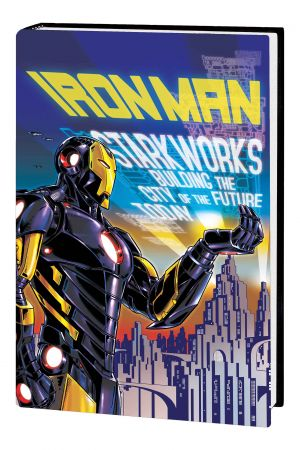 Iron Man Vol. 4: Iron Metropolitan (Hardcover)