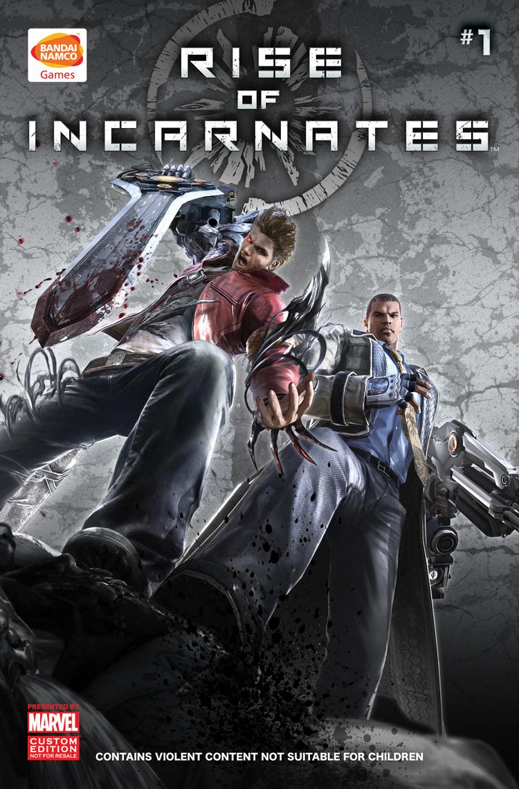 Rise of Incarnates (2014) #1