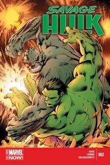 Savage Hulk (2014) #2