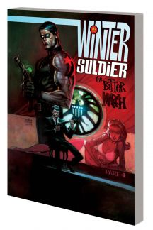 Winter Soldier: The Bitter March (Trade Paperback)