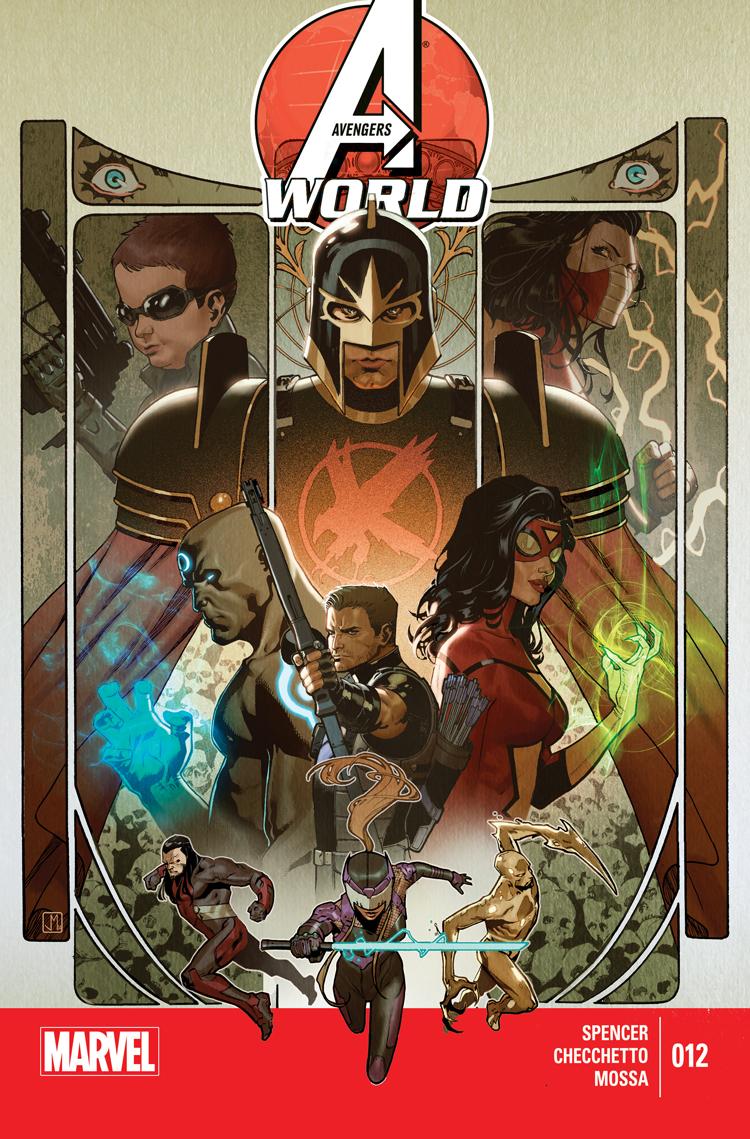 Avengers World (2014) #12