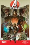 AVENGERS WORLD 12 (WITH DIGITAL CODE)