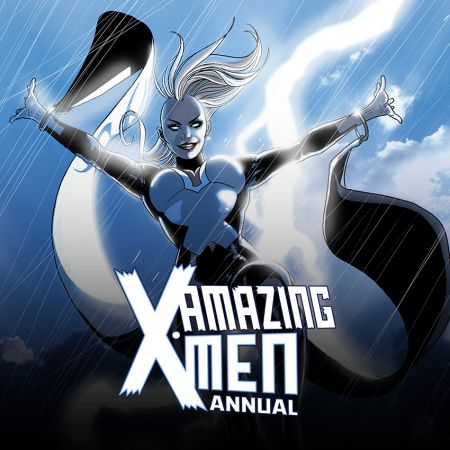 Amazing X-Men Annual (2014 - Present)