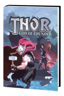 THOR: GOD OF THUNDER VOL. 4 - THE LAST DAYS OF MIDGARD PREMIERE HC  (Hardcover)