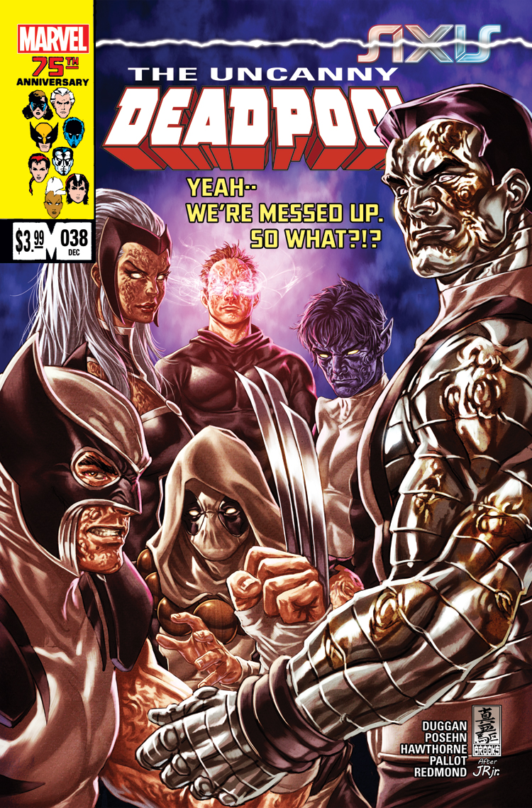Deadpool (2012) #38