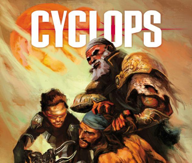 CYCLOPS 9 (WITH DIGITAL CODE)