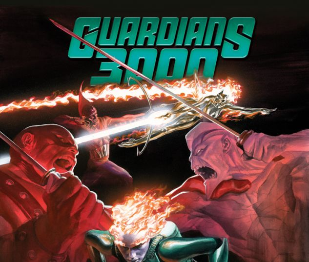 GUARDIANS 3000 5 (WITH DIGITAL CODE)