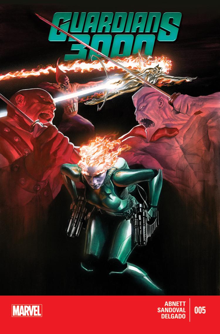 Guardians 3000 (2014) #5