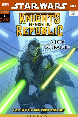 Star Wars: Knights Of The Old Republic (2006) #1