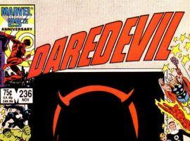Daredevil #236 cover