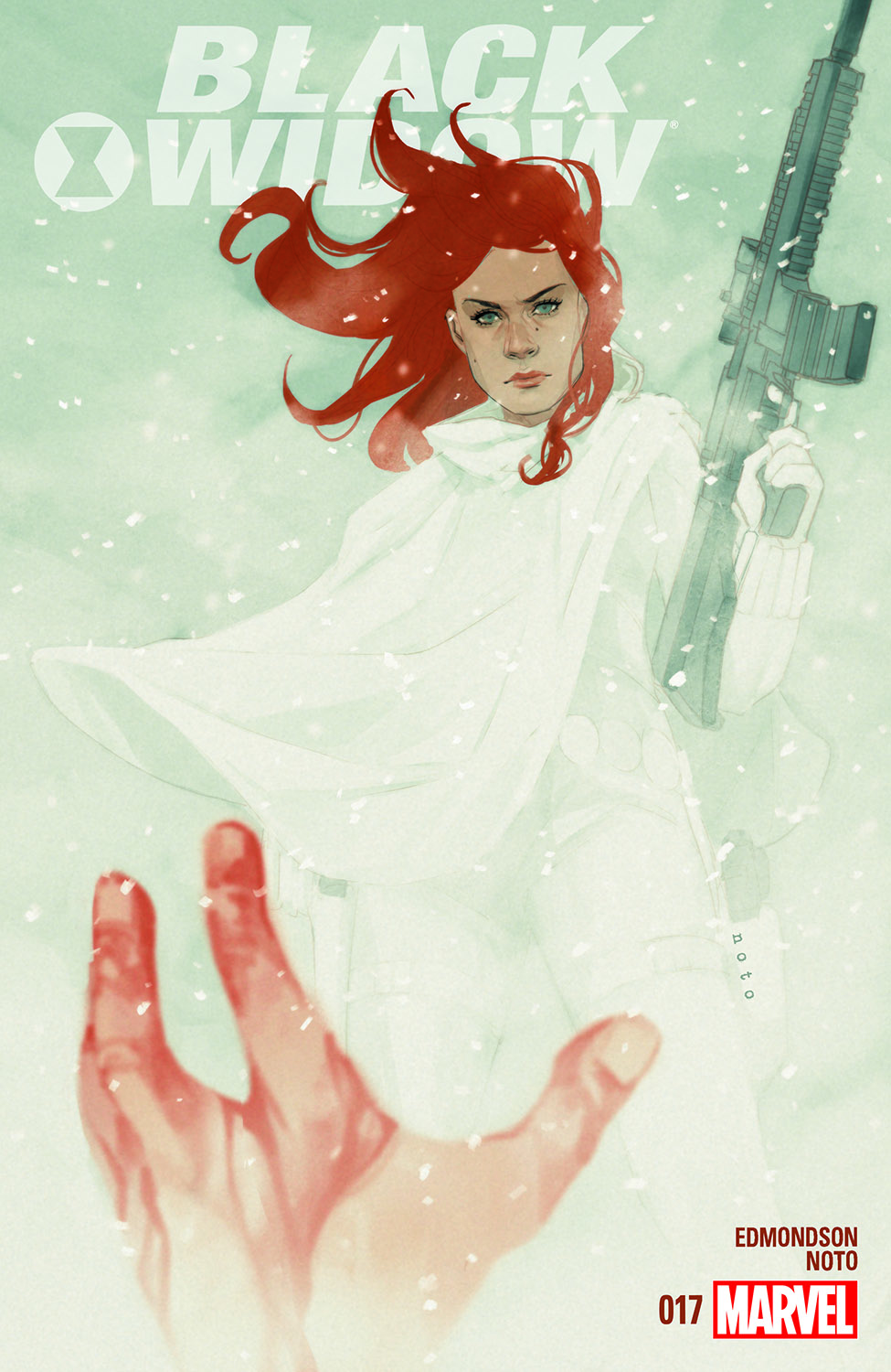 Black Widow (2014) #17