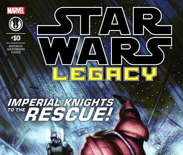 Star Wars: Legacy (2013) #10