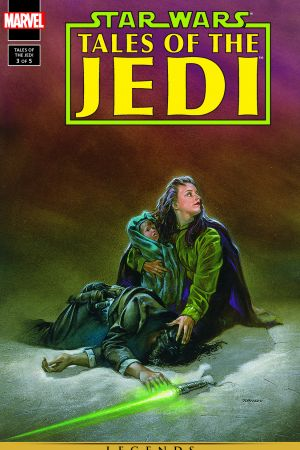 Star Wars: Tales Of The Jedi (1993) #3