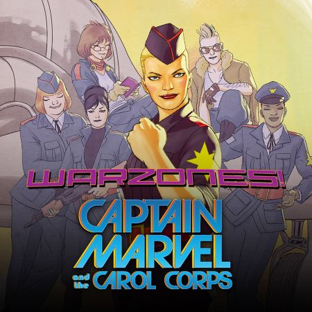 Captain Marvel & The Carol Corps (2015 - Present)