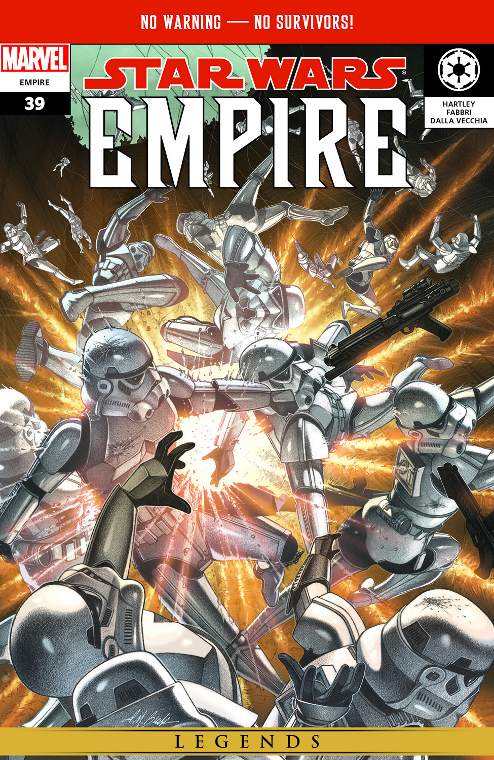 Star Wars: Empire (2002) #39