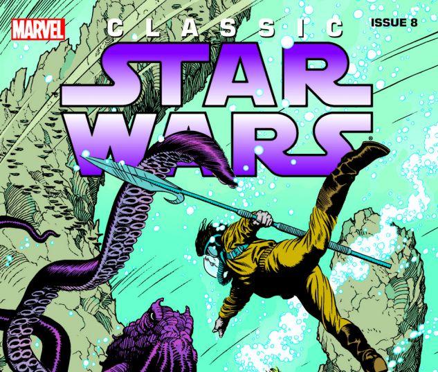 Classic Star Wars (1992) #8