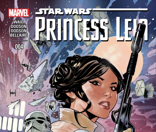Princess Leia #4