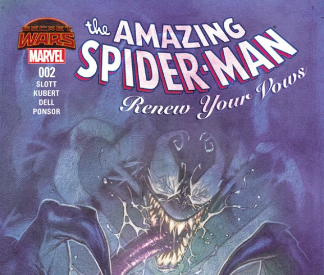 AMAZING SPIDER-MAN: RENEW YOUR VOWS 2 (SW, WITH DIGITAL CODE)