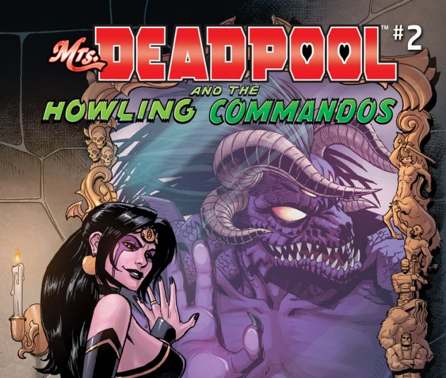 MRS. DEADPOOL AND THE HOWLING COMMANDOS 2 (SW, WITH DIGITAL CODE)
