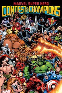 Marvel Super Hero Contest of Champions (2015) #1