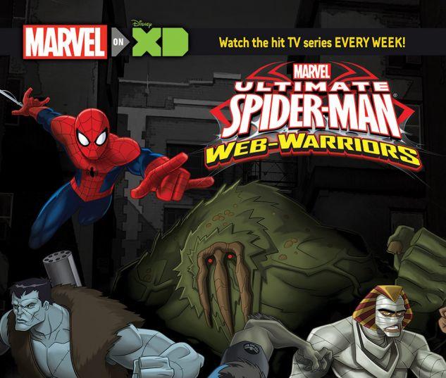 MARVEL UNIVERSE ULTIMATE SPIDER-MAN: WEB WARRIORS 12