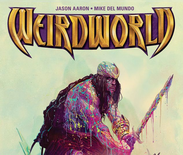 WEIRDWORLD 5 (SW, WITH DIGITAL CODE)