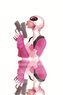 Gwenpool Special (2015) #1 (Rodriguez Gwenpool Variant)