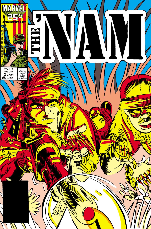 The 'NAM (1986) #2