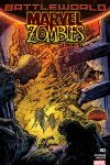 cover from Marvel Zombies (2015) #2