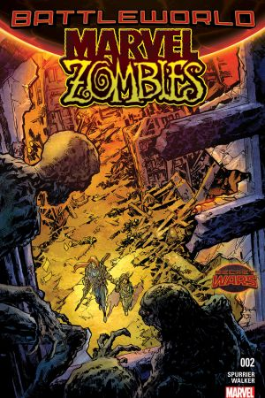 Marvel Zombies (2015) #2