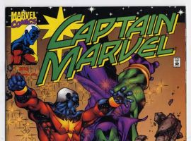 Captain Marvel (2000) #4