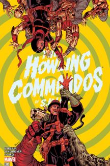 Howling Commandos of S.H.I.E.L.D. #5