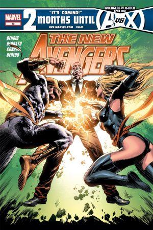 New Avengers (2010) #22