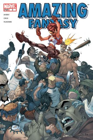 Amazing Fantasy #3