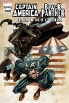 CAPTAIN AMERICA/BLACK PANTHER: FLAGS OF OUR FATHERS (2010) #2 Cover